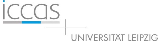 Logo iccas Uni Leipzig